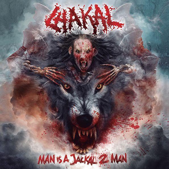 CHAKAL Man Is a Jackal 2 Man (digipack)
