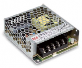 LRS-50-5 Fonte Chaveada Industrial 5V x 10A Mean Well