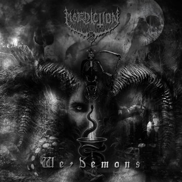 Malediction 666 - We, Demons