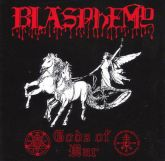 BLASPHEMY - Gods Of War - CD