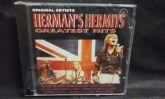 CD - Herman's Hemits - Greatest Hits