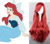Peruca Ariel - A Pequena Sereia - FF1354