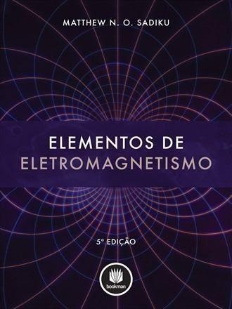 Solução Elementos Eletromagnetismo - 5ª Edição - Sadiku