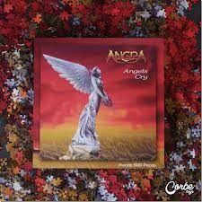 Angra - Angels Cry Puzzle 600 peças