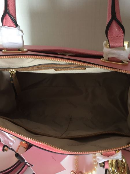 f8949bec44fc5 Bolsa Calvin Klein Rosa - importada dos EUA - ♡ Lu   Ju ♡