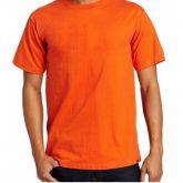 Camiseta de malha colorida cores
