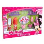 Kit de Maquiagem Disney Minnie Beauty Brinq - Maquiagem Infantil