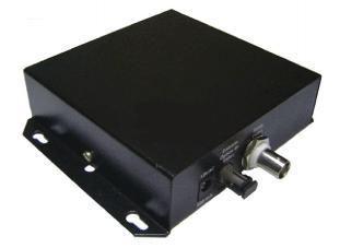 Receptor de Vídeo 1 Fibra Multimodo Standalone [EO-VR1-S]