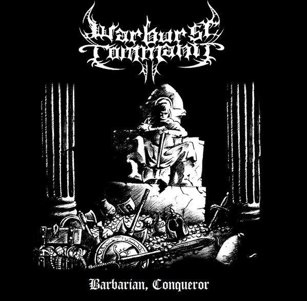Warburst Command – Barbarian, Conqueror