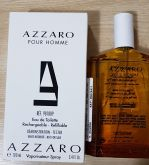 Perfume  Azzaro Pour  Homme 100 ml TESTER ORIGINAL