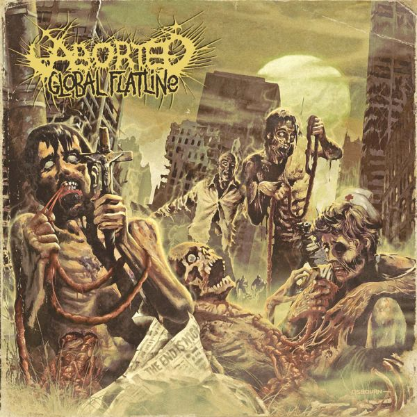 CD Aborted – Global Flatline