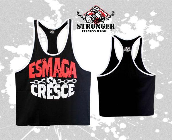 d7bc19432d1d7 Regata Super Cavada - Esmaga que Cresce - ESGOTADO - Loja Stronger ...