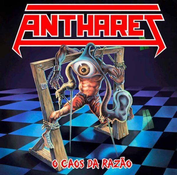 ANTHARES - O CAOS DA RAZÃO