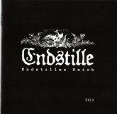 Endstille – Endstilles Reich - CD