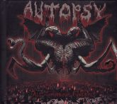 Autopsy ‎– All Tomorrow's Funerals - Digipack