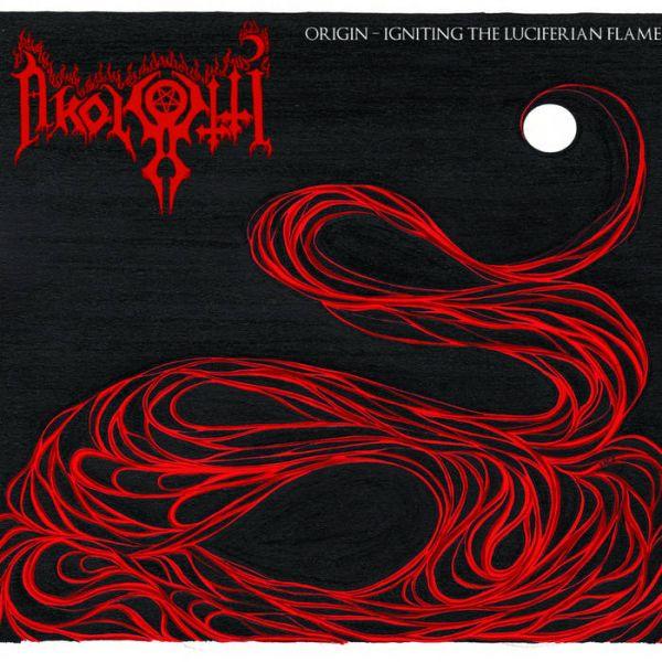 Akollyti - Origin-Ignting The Luciferian Flame (DigiCD)