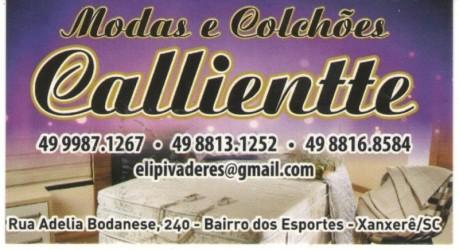 Loja Callientte