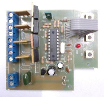 Sequencial 4 canais + StroboLED c/ Efeitos Safety-car e Pisca