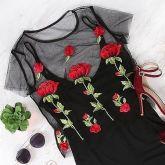 Blusa Roses