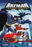 Batman os Bravos e Destemidos Dublado