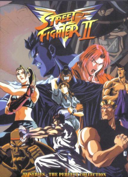 Street Fighter 2 Victory Dublado