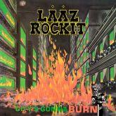 CD Lääz Rockit – City's Gonna Burn