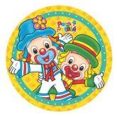 Papel Arroz Circo Redondo 009 1un