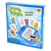 Quadro Desenho Mágico - Bonecos