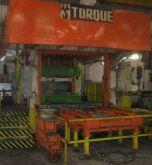 Prensa para Ajuste de Molde hidráulica 250 Tons TORQUE