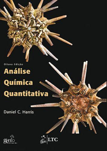 Solução Análise Química Quantitativa 8ª Edição - Harris