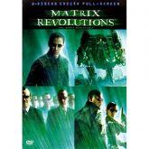DVD - Matrix Revolutions Duplo