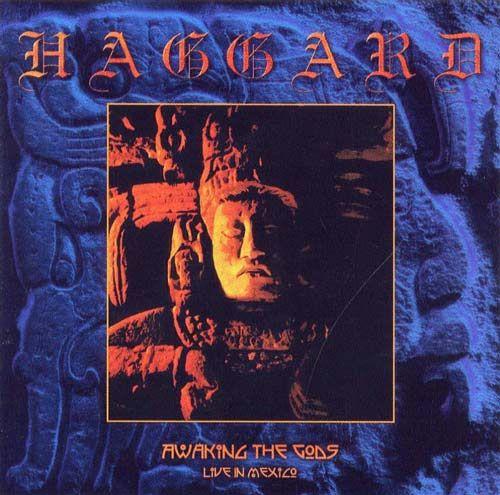 Box - Haggard Haggard - Awaking The Gods: Live In Mexico (+DVD)