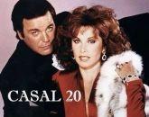 Dvd Serie Casal 20 - 5 Temporadas Completas Dubladas  - 26 DVDs - frete Gratis