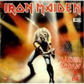 LP 12 - Iron Maiden - Maiden Japan