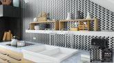 Revestimento Placas Decorativas de Alumínio Escovado Autoadesiva - MA03