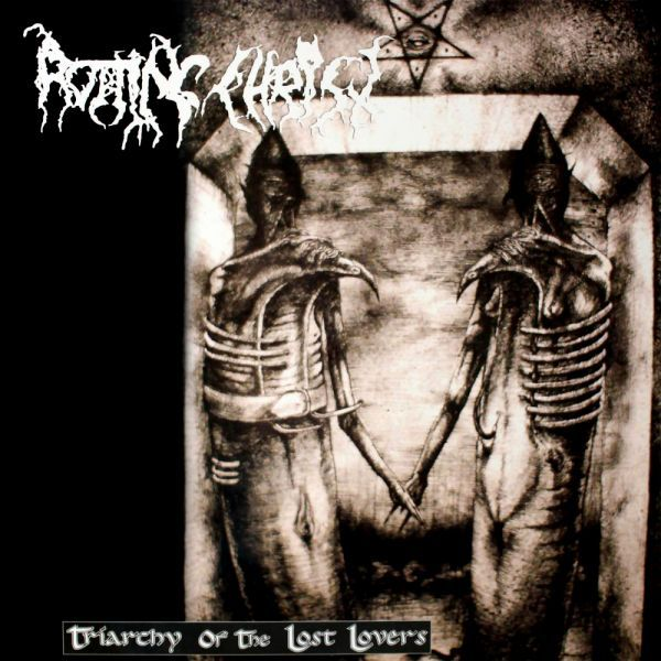 Rotting Christ ‎– Triarchy Of The Lost Lovers - CD