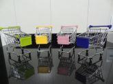 Porta Treco Mini Carrinho Compras Supermercado