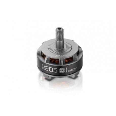 Motor HobbyWing Xrotor 2205 - 2600KV Titanium G2 (01 PEÇA)