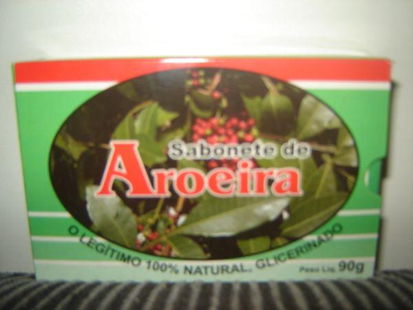 SABONETE AROEIRA