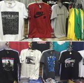20 Camisetas 30.1 Malha Penteada Silkscreen