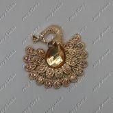 Pavão Dourado Pequeno (Par)
