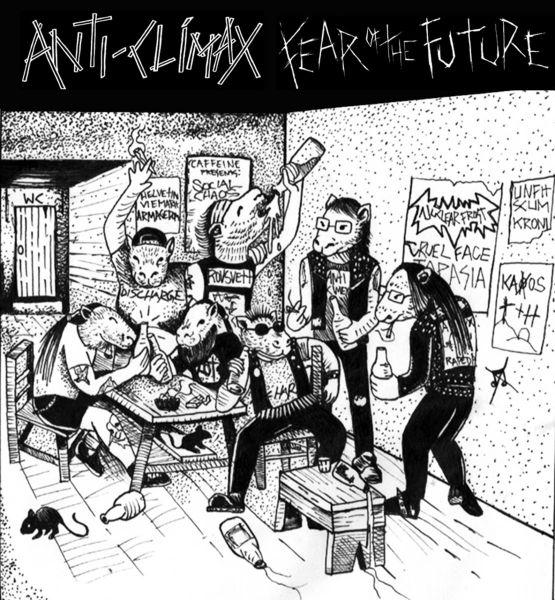 Anti-Clímax & Fear of the Future – Capivara Sessions