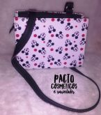 Bolsa compacta estampa Mickey Mouse