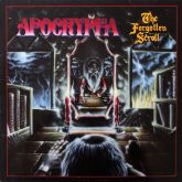 APOCRYPHA - The Forgotten Scroll (1987 - Shrapnel) (LP)