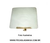 Vidro de Porta LE Niva c/ Suporte (Usado) Ref. 0290