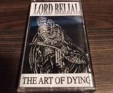 LORD BELIAL - The Art of Dying - CASSETE