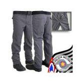 Calça b4 policia militar sp