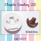 Chapéu Cowboy 2D- Cód 1107