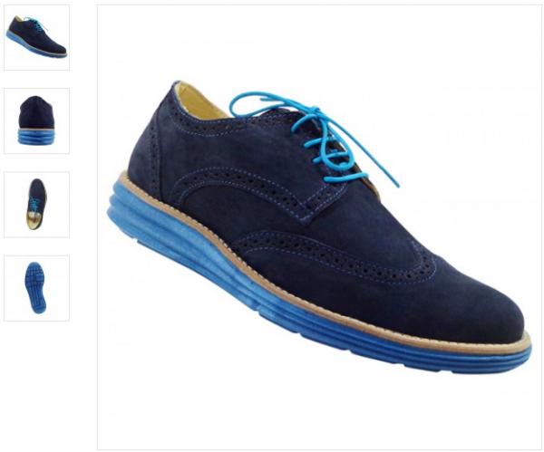 sapato azul marinho - ESTILO IMPORTADO-DERSON IMPORTS 1b9ff5f4a20