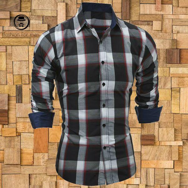 Camisa Xadrez REF03